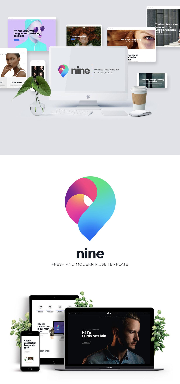 Nine Muse Template - 1